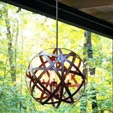 outdoor projects diy chandelier ideas gazebo