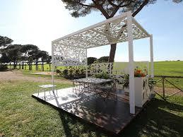 garden shade. Sun Shade Structure; Laser Cut Aluminum Screens With Fig Tree Decoration Garden