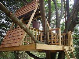 kids tree houses. A Frame Treehouse: 50 Kids Treehouse Designs Tree Houses