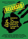 ¡Released! The Human Rights Concerts 1986-1998 [DVD]