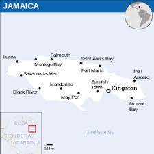 Parish Council Organizational Chart In Jamaica Jamaica Wikipedia