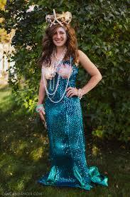 diy costume 2 mermaid