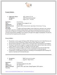 Two Page Resume Format Stunning B Tech Resume Format Page 48 Career Pinterest Resume Format