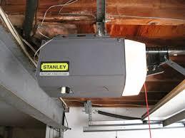 stanley garage doorstanley garage door opener  casanovaInterior