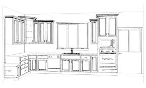 Kitchen Cabinets Layouts - Planning a kitchen remodel
