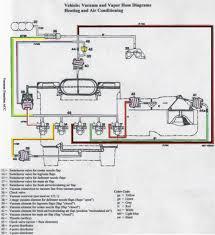 unknown vacuum line under dash? 85 300cd mercedes benz forum  at 96 Mercedes Sl500 Air Conditioning Wiring Diagram
