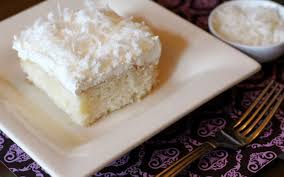 Coconut Cake Made Easy