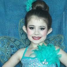 dance makeup for kid