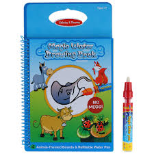 non toxic magic water drawing book coloring book doodle with magic pen s painting no