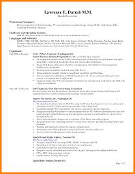 Best Ideas Of Resume Header Samples On Summary Sample Gallery