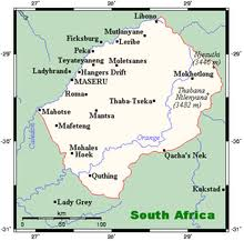 Wikipedia Lesotho - Outline Of