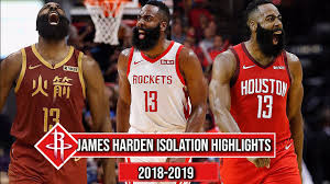 James Harden Best ISO PLAYS 2018-19! Chef Harden cooking Folks! - YouTube