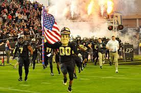 Purdue Football Boilers Put On Light Show In Big Win Inkfreenews Com