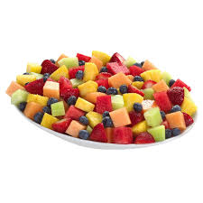 cut fruit bowl. Delighful Bowl Meijer Fruit Frenzy Cut U0026 Ready To Eat Large Bowl To R