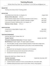 Proper Resume Format 21 Resume Format Guide Chronological Functional