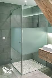 Duschkabine Mit Individuellem Sichtschutz Von Ihrer Glaserei