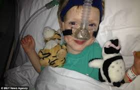 Best Christmas gift ever: 9-year-old boy donates bone marrow to save his 5- year-old brothers life