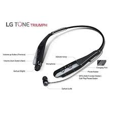 lg tone. 2pk lg tone triumph wireless stereo headsets w/services lg tone e