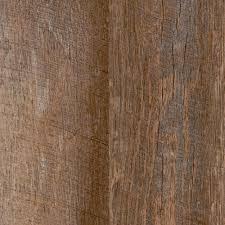 allure locking inch x 2 strip rustic hickory luxury vinyl plank flooring sample the home depot
