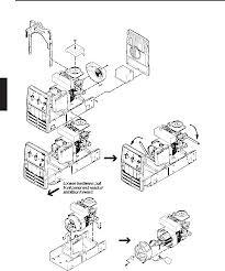 Ohv220 miller w fe rev 0905 eh64 welder parts manual