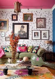 simple decor ideas for a bohemian style