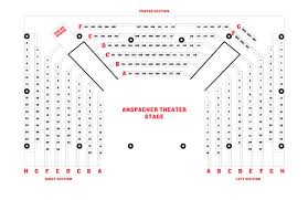 59e59 Theater Seating Chart Venue Seating Charts