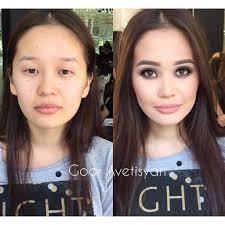 before and after makeup insram before and after makeup