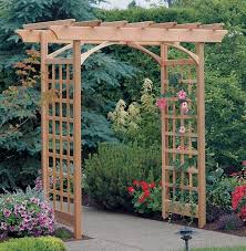 Small Picture 50 best ArborsPergolas images on Pinterest Back garden ideas