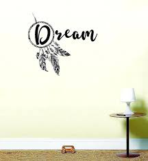 sweet dreams wall decal wall decals sweet dreams wall decal inspirational dream catcher feathers vinyl wall sweet dreams wall