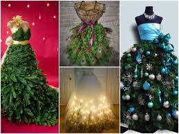 35 Best Dress Form Christmas Trees - Mannequin Christmas Tree Ideas -  YouTube
