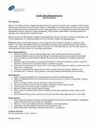 Retail Salesperson Resume Job Description Sales Associate Sample
