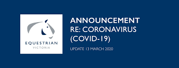 Chinese health officials have reported thousands of coronavirus infections in china, including many that resulted in death. Update Coronavirus Covid 19 Equestrian Victoria