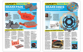 Ebc Motorcycle Brake Pads Application Chart Ebc Brakes Experts Answer Any Questions In Motorcycle News