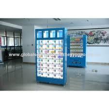 Vending Machine China Impressive China 48 Lattices DrinkSnacks Vending Machine From Yongkang