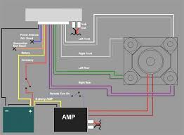 sony car amp wiring diagram wiring diagram h8 Sony Xplod CD Player Manual at Wiring Diagram For Sony Xplod Cd Player