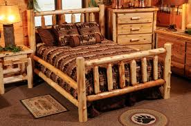 terrific log furniture bedroom sets at hayward traditional cedar set ed
