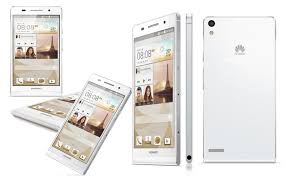 Huawei Ascend P6 S - Full ...