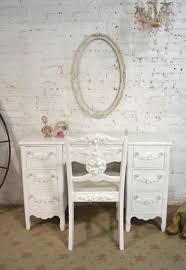Painted Cottage Chic Shabby French Desk