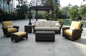 Outdoor Living Space How to Improve Your Own Palm Casual