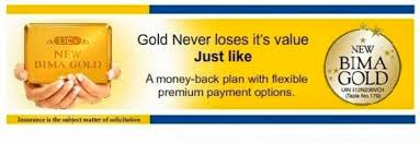 Lic New Bima Gold Policy Chart New Bima Gold Planpolicy Com