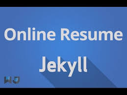 How To Create Resume Online For Free - Tutorial 17 - Youtube