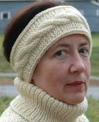 Knit Ear Warmer Pattern Fascinating Earwarmer Headband Knitting Patterns In The Loop Knitting