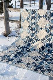 Best 25+ Winter quilts ideas on Pinterest | Snowman quilt, Quilt ... & It was the middle of the winter when I first received some preview pieces  of my Adamdwight.com