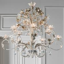 italian designer strass and swarovski crystal chandelier