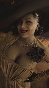 Alcina Dimitrescu Resident Evil Village ...