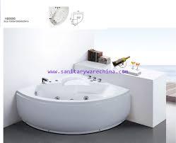 sanitary ware bathtubs jacuzzi massage bathtub whirlpool hb8068 1300x1300x620