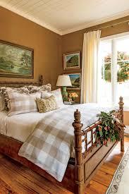 Cozy bedroom design Blue James Farmer Buffalo Check Bedroom Decoist 10 Tricks To Make Your Bedroom Feel Extra Cozy Southern Living