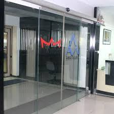 automatic sliding entry doors