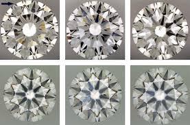 Diamond Clarity Comparison Of Vs1 Vs2 Si1 Si2
