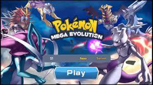 Game pokemon terbaru - Monster Mega Evolution - YouTube